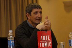 22. siječnja 2015. gostovanje Ante Tomića