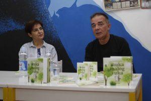 30. listopada 2015. gostovanje Renata Baretića (promocija slikovnice «Muka malog vuka»