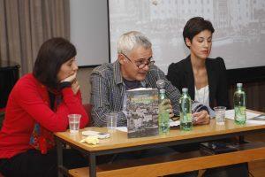 26. listopada 2015. promocija zbirke priča «Mjesto radnje Makarska»